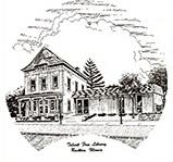 Talcott Free Library Logo - cropped